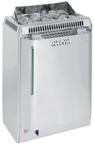 HARVIA Электрическая печь Topclass Combi Automatic HKSE800400A KV80SEA, с парогенератором автомат