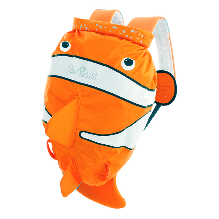 TRUNKI Рюкзак для бассейна и пляжа Рыба-клоун