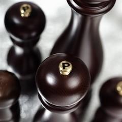Мельница для соли PEUGEOT (мал, шоколад)