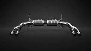 Выхлопная система Capristo для Lamborghini Huracán