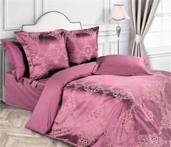 Жаккардовое постельное бельё 2 спальное, Королева