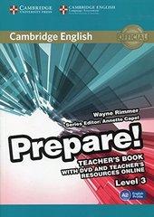 Cambridge English Prepare! Level 3 Teacher's Bo...