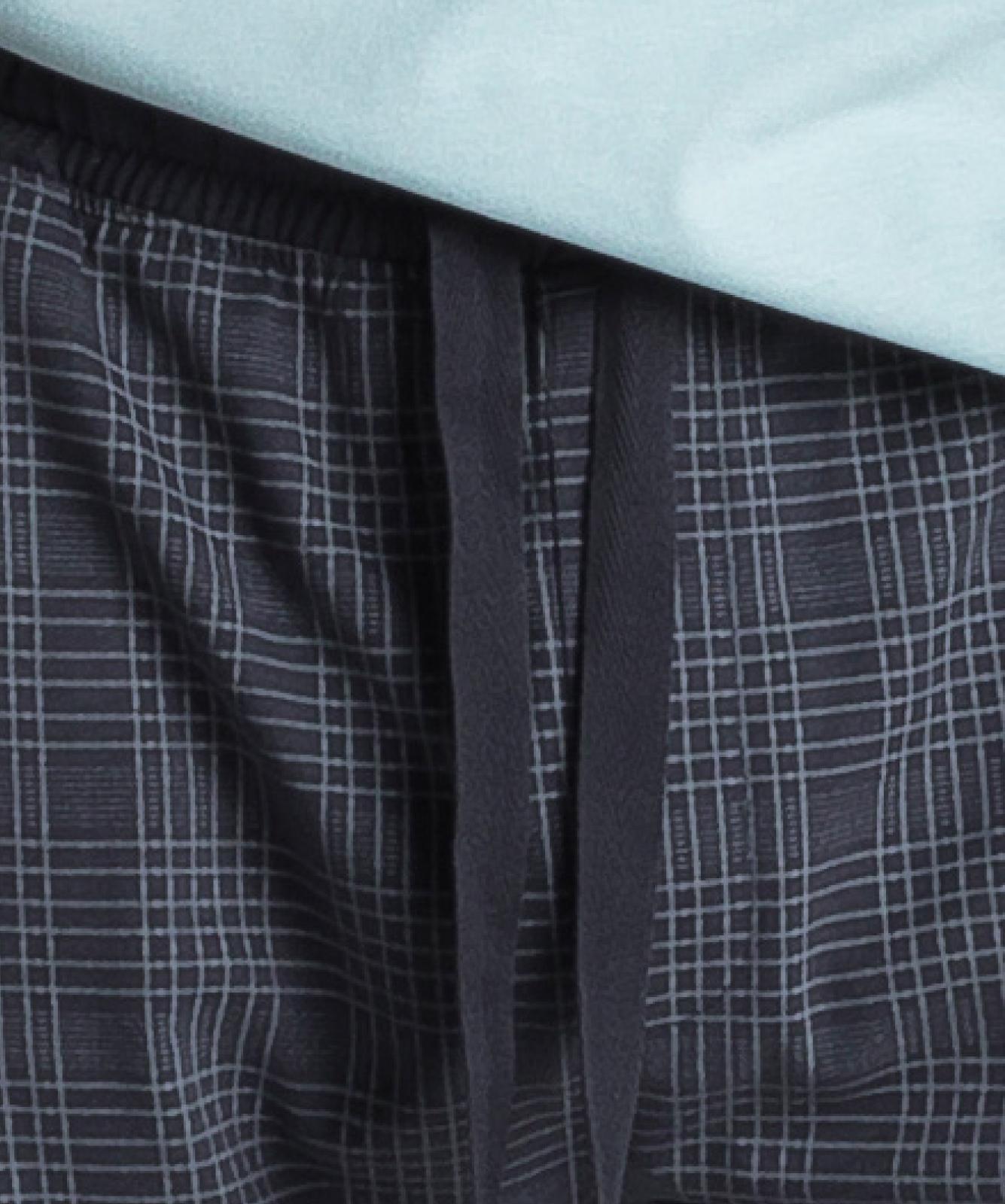 Мужская пижама Atlantic, 1 шт. в уп., хлопок, светло-зеленая, NMP-349