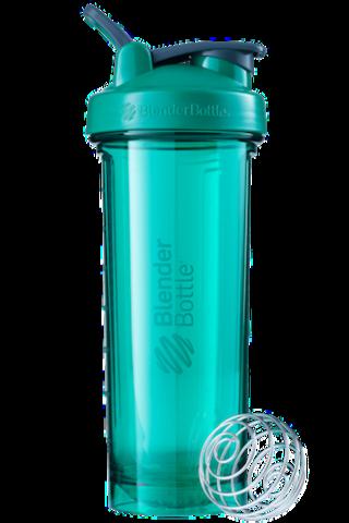 BlenderBottle Pro32, 946мл Шейкер спортивный с пружиной Изумрудный