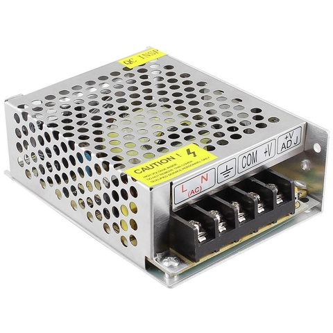 Блок питания 100Вт, 12В, IP23 для светодиодных лент и модулей