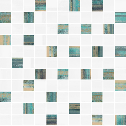 Mosaic Aquarelle