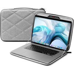 Чехол Twelve South SuitCase для Macbook Pro 16, серый
