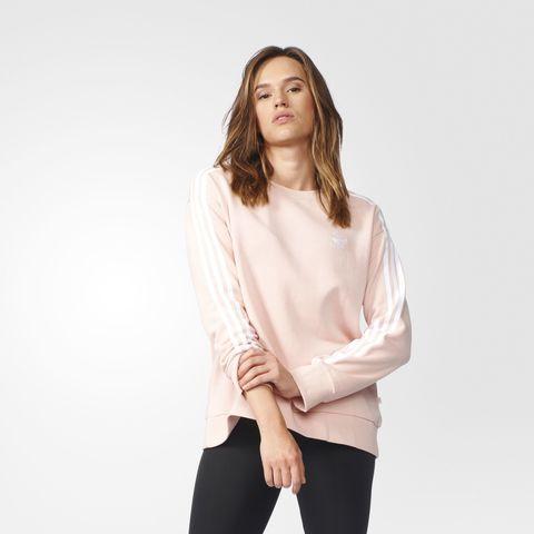 Джемпер женский adidas ORIGINALS 3-STRIPES A-LINE