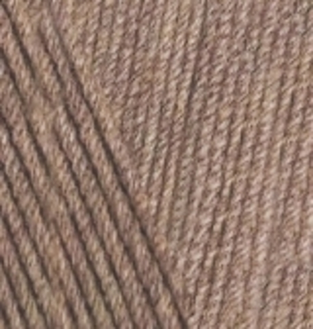 Пряжа Alize Cotton Gold кофейно-бежевый 688