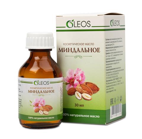 Косметическое масло Миндальное Oleos