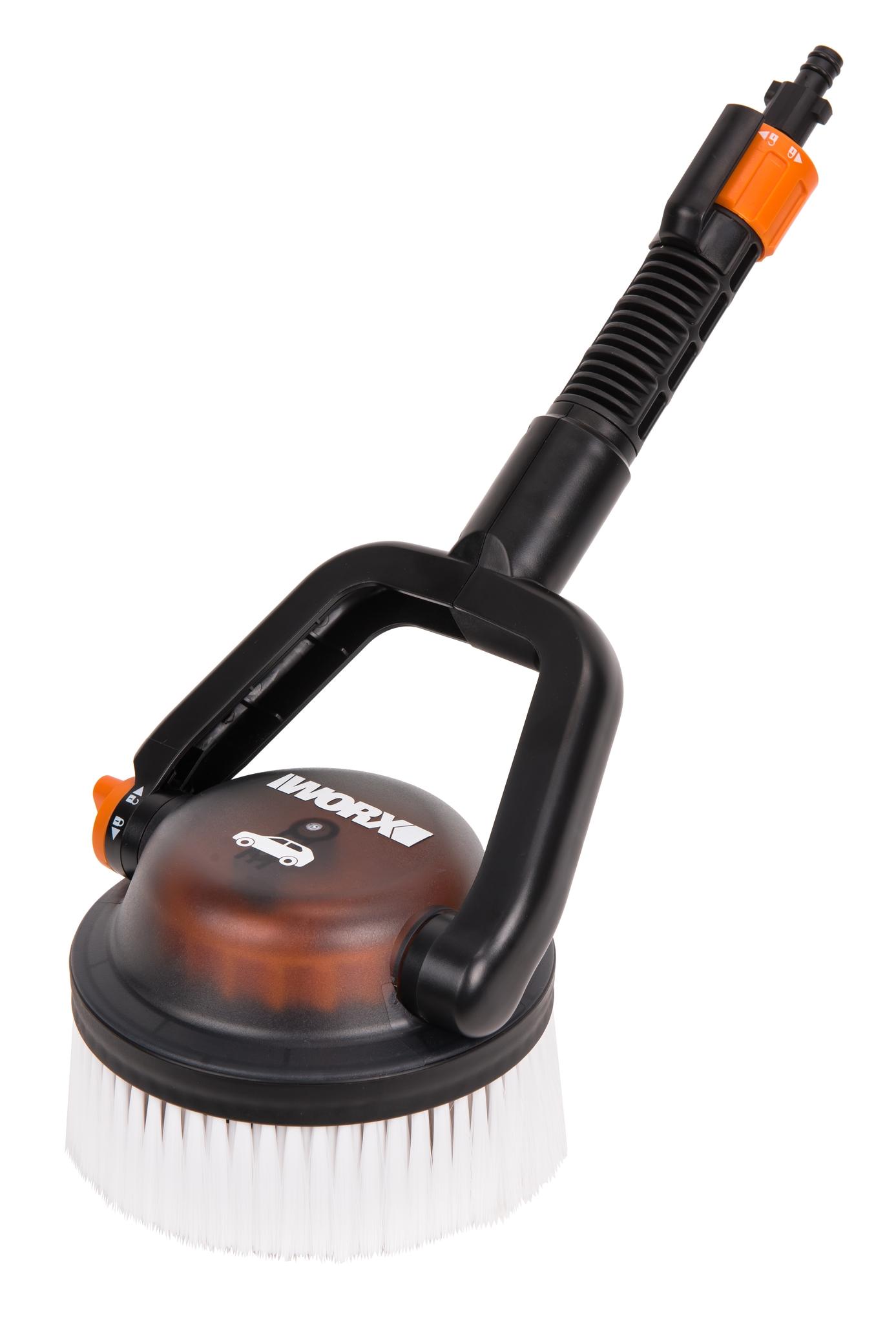 Щетка роторная для автомобиля для аккумуляторной мойки высокого давления WORX WA1820