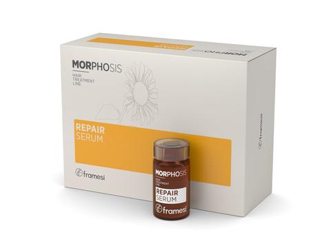 Сыворотка восстанавливающая для волос MORPHOSIS REPAIR SERUM, 6*15 мл
