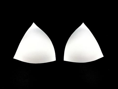 Чашки треугольники белые (70В-75А-65С)