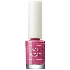 Лак для ногтей The Saem Nail Wear 04 Hot pink 7 мл