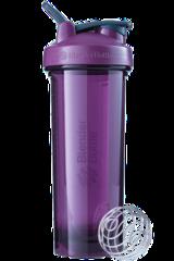 BlenderBottle Pro32, 946мл Шейкер спортивный с пружиной сливовый фиолетовый