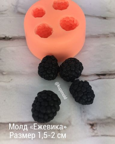 Молд «Ежевика»