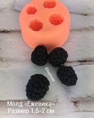 Силиконовый Молд Ежевика