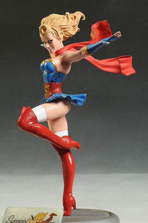 DC Comics Bombshells - Supergirl Statue