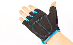 Перчатки для фитнеса женские MARATON  S-L