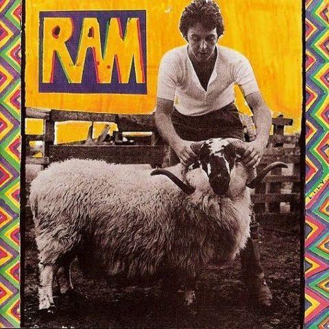 Виниловая пластинка. Paul McCartney