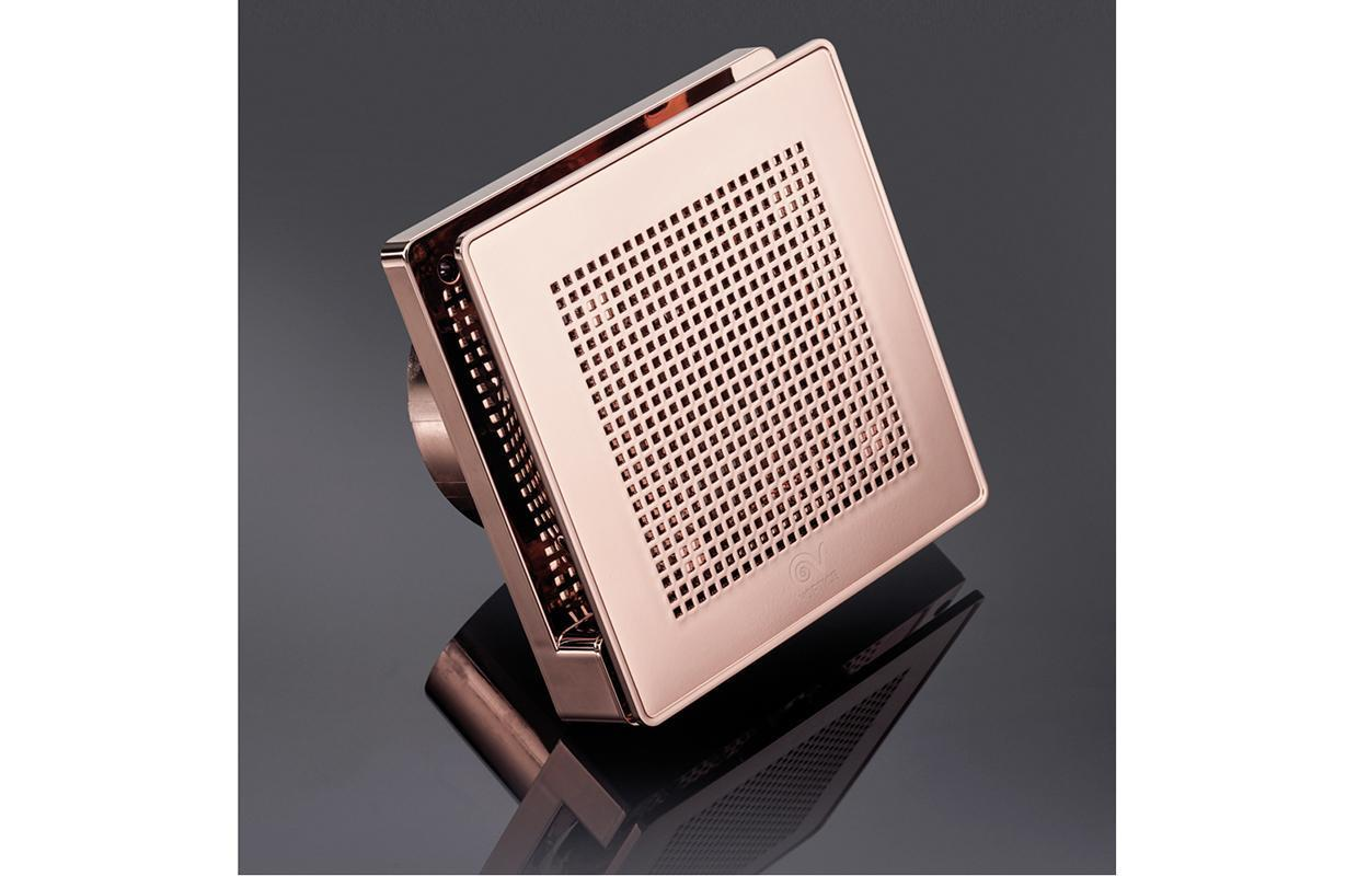 Vortice (Италия) Вентилятор бытовой Punto Evo ME 100/4 LL PINK GOLD (2 скорости) ПГ01.jpg