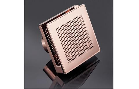 Вентилятор бытовой Punto Evo ME 100/4 LL PINK GOLD (2 скорости)