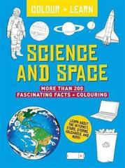 Colour + Learn: Science and Space