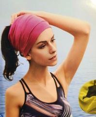 Bandana \ Повязка \ Headband pink