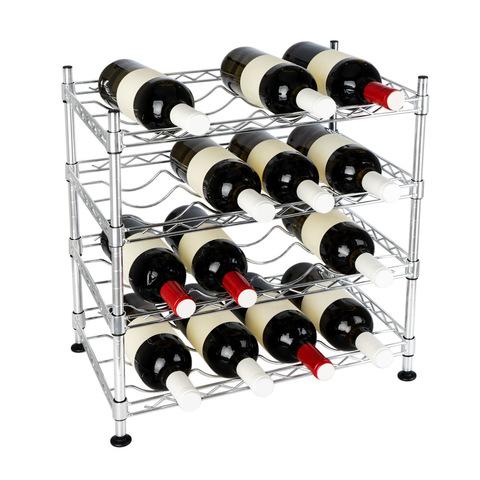 Подставка для бутылок Sommelier 16шт.