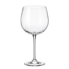Набор из 6 бокалов для вина Crystalite Bohemia Fulica, 670 мл, фото 1