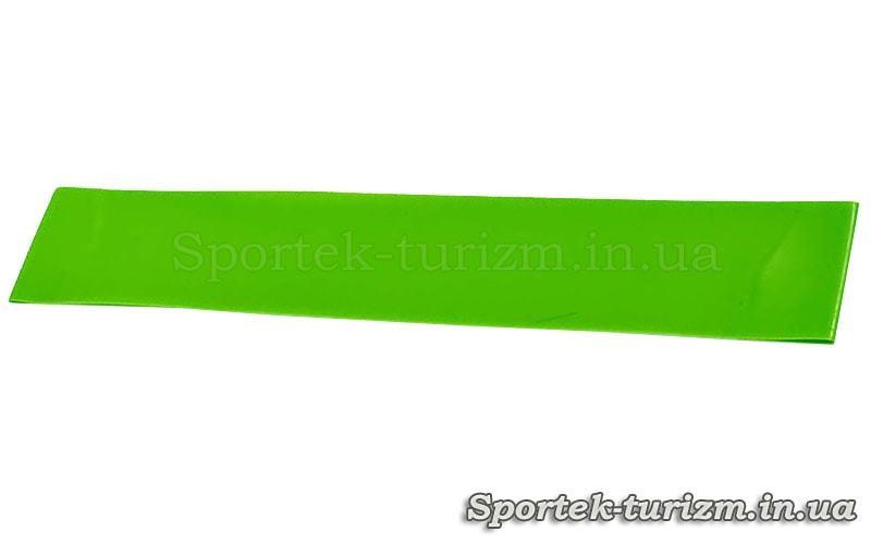 Лента сопротивления Loop Bands LB-001-G зеленая (600x60x0,4 мм)