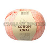 Пряжа Fibranatura Cotton Royal 18-715 (Персик)