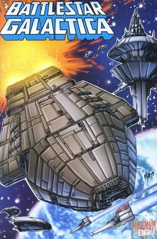 Battlestar Galactica №3