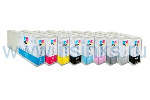 Комплект из 9 картриджей для Epson 7890/9890 9x700 мл