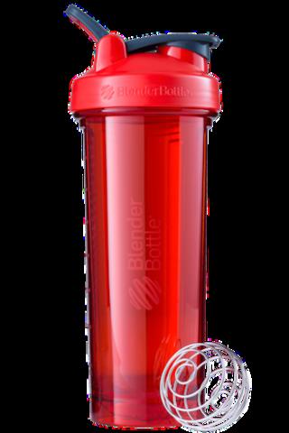 BlenderBottle Pro32, 946мл Шейкер спортивный с пружиной красный