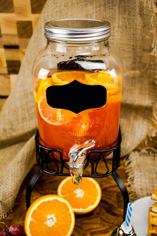 Диспенсер для напитков на подставке «Yorkshire», 4 литра