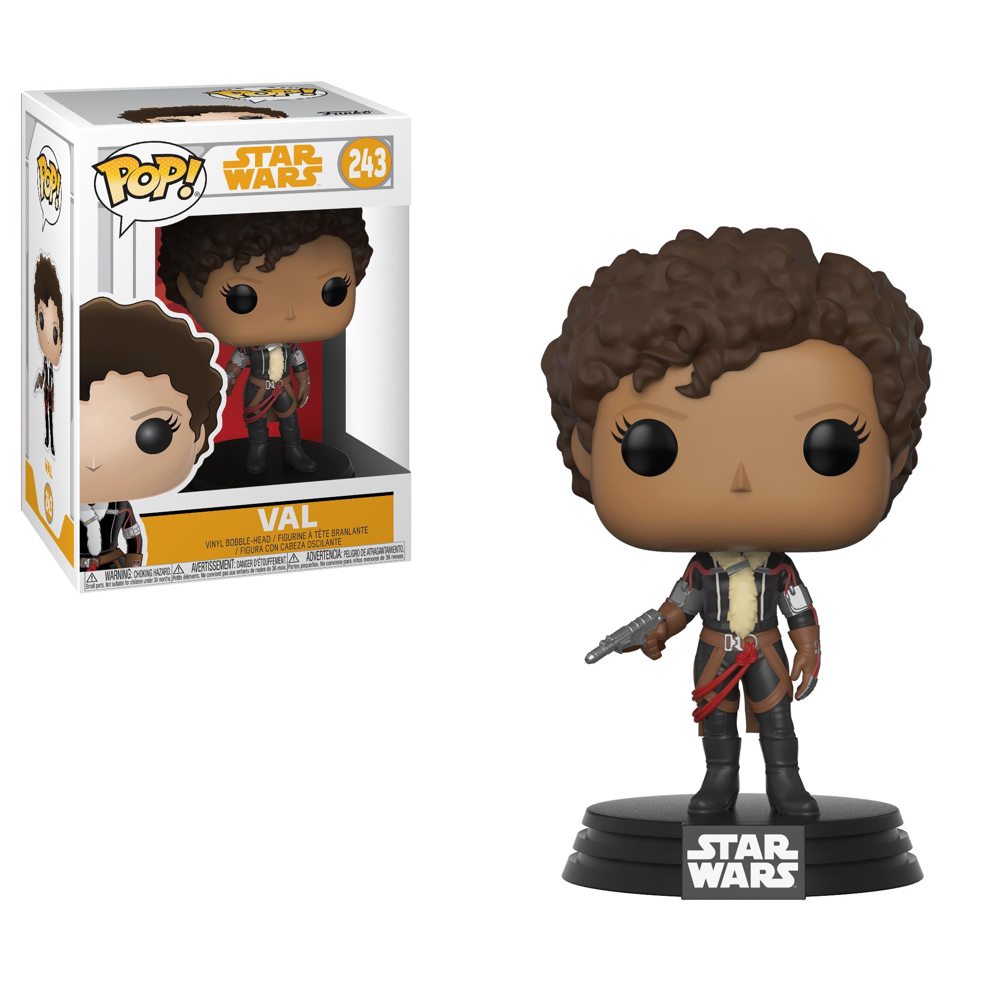 Фигурка Funko POP! Bobble: Star Wars: Solo: Val POP 14 26989