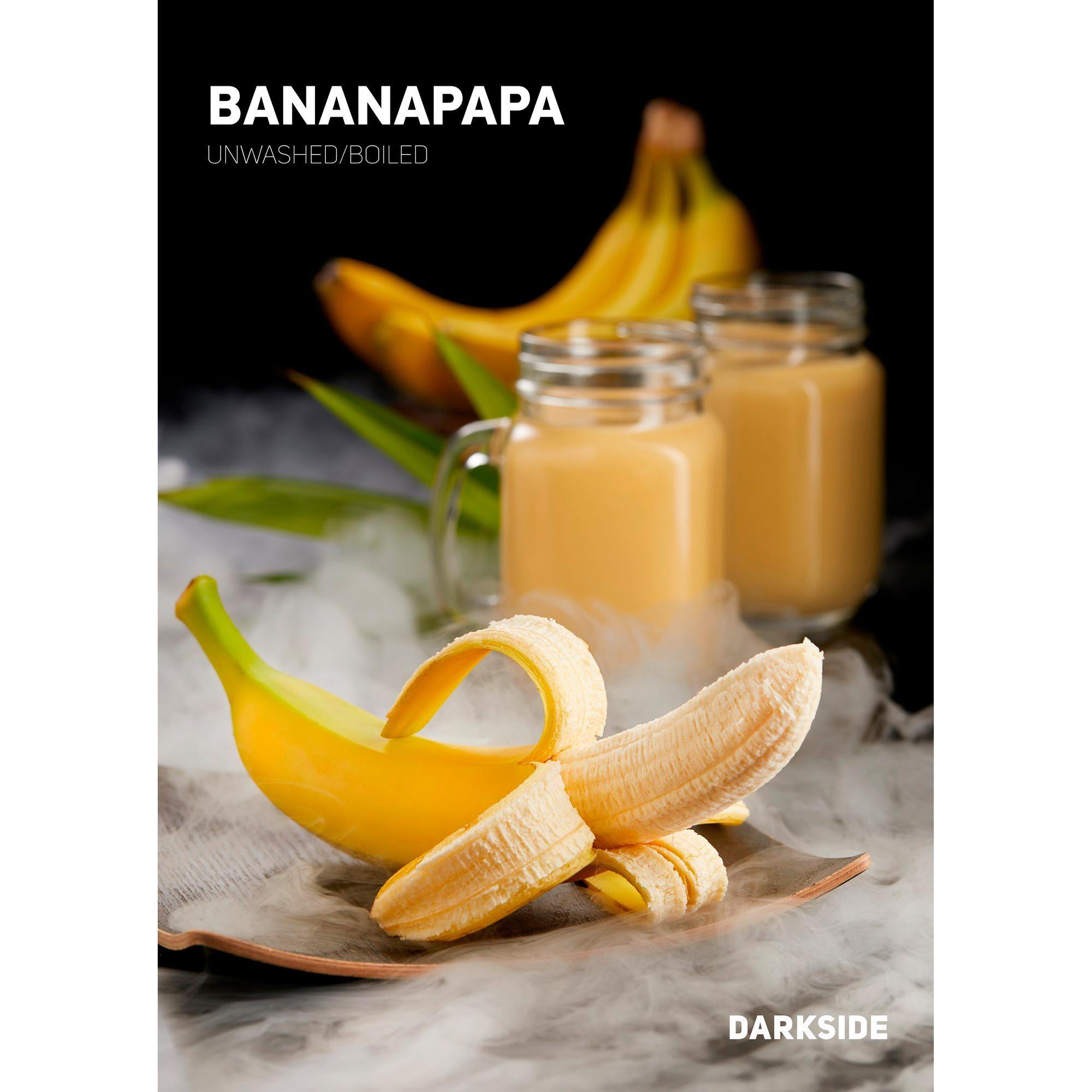 Табак для кальяна Dark Side Base 100 гр Bananapapa, магазин FOHM