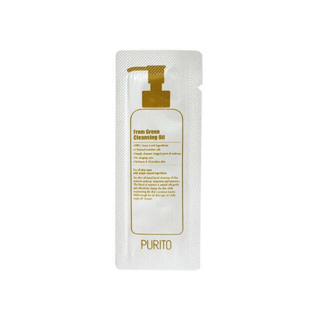 Гидрофильное масло Гидрофильное масло для лица PURITO From Green Cleansing Oil (sample) c70b5f77ec664e17cae45db6fdb6ed26.jpg