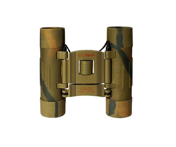 Бинокль Sturman 12x25 - фото 3
