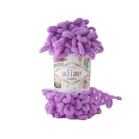 Пряжа Alize Puffy цвет 378