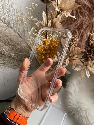 Чехол iPhone 12 /5,4''/ Rock Pure Series /transparent/