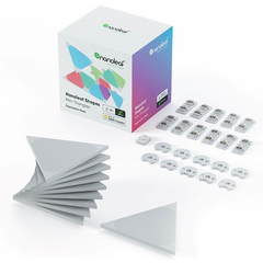 Светодиодные панели Nanoleaf Shapes Mini Triangles Expansion Packs без блока, 10 шт