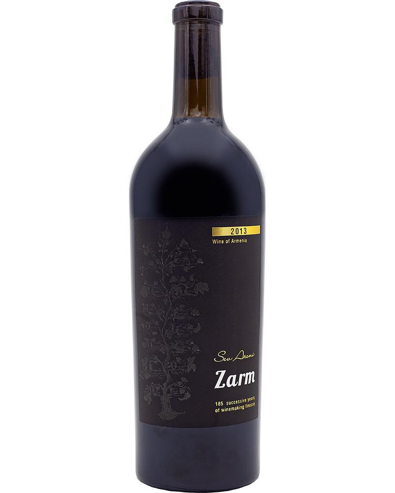 Вино Maran Winery Зарм Красное сухое 2013 г.у. 16% 0,75 л