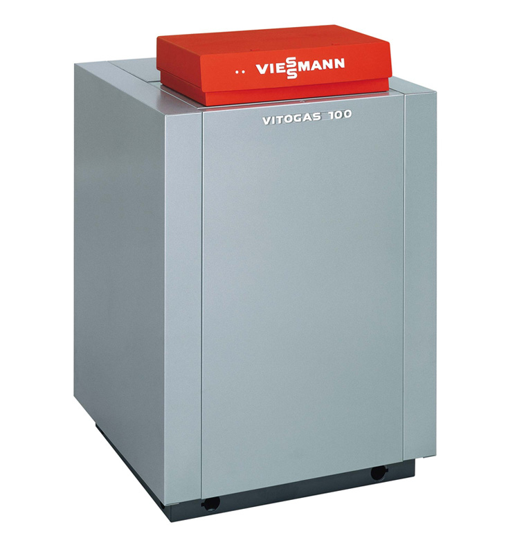 Газовый котел   Viessmann Vitogas 100-F 29кВт с Vitotronic 100 KC4B