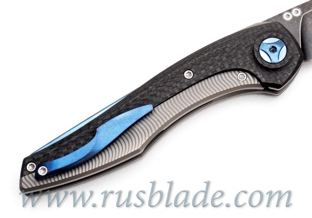 CKF Sukhoi v 2.0 BW Knife - фотография