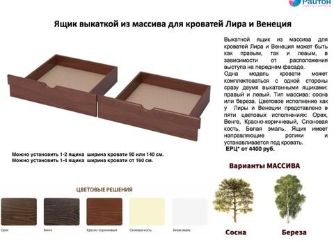 Кровать Milena М с основанием