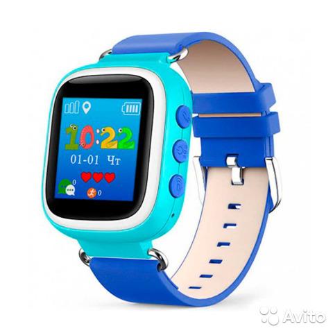 Smart Baby Watch Q60 цвета на выбор