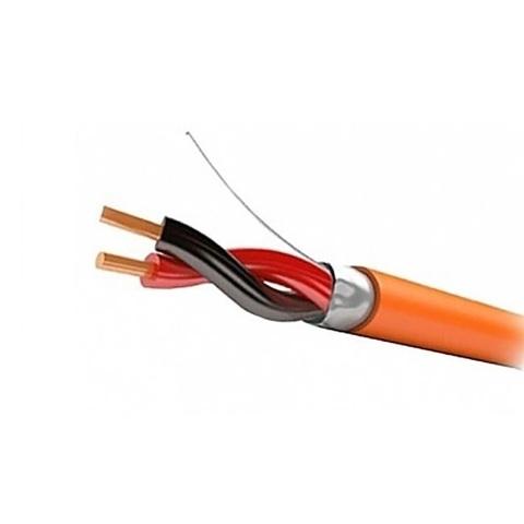 Кабель сигнальный КПСЭнг(А)-FRLS 1*2*0,5 (огнестойкий, экранированный)