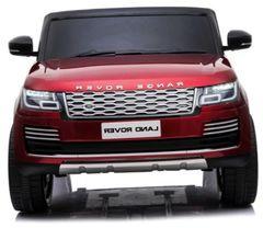 kids car Range Rover HSE 4 WD white детский электромобиль